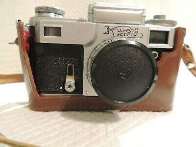 Vintage KNEB Kiev 4 camera made in USSR