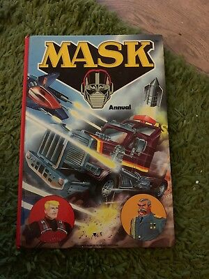 Mask Annual 1986