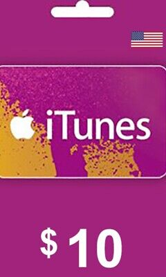(3) 10$ & (1) 15$ Itunes Gift Card! Total Value 45$ Itunes Gift Card!!