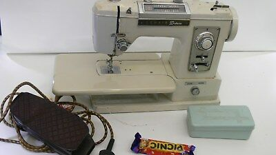 Vintage Lemair Deluxe Sewing Machine