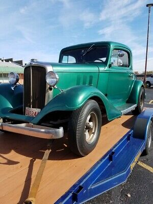 1933 Hot Rod / Street Rod -OLD SCHOOL DRAG CAR-VIDEO 1933 Chevrolet Hot Rod / Street Rod for sale!