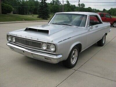 1965 Coronet -500 AUTOMATIC 440 ENGINE TORQUE THRUST PS MOPAR P ilver Dodge Coronet with 0 Miles available now!