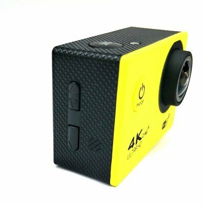 F60R 2.0 Inch 4K 170 Degree Wide Angle WiFi Sport Action Camera Camcorder  ##