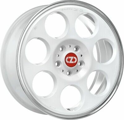 4 alloy rims OZ ANNIVERSARY 45 7.5x18 SKODA SUPERB (3T)