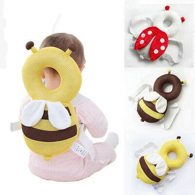 Baby Head Protection Pillows Infant Toddler Headrest Backpack Drop Protections