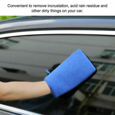 Auto Car Detailing Washing Cleaning Clay Magic Cloth Towel Mitt Glove Polish Bar