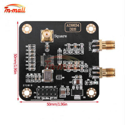 AD9834 Signal Generator Module Sine Triangle Wave Output DDS Function Board