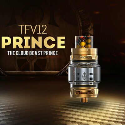 SMOK TFV12 Prince Atomizer 8ml Cloud Beast Prince Tank Verdampfer einstellen