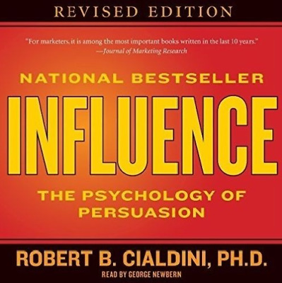 Set Influence: The Psychology Of Persuasion best Seller (Audiobook)