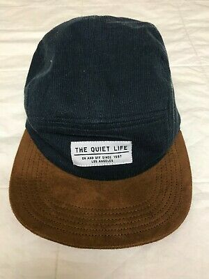 THE QUIET LIFE Hat La Supreme New York Skateboarding Snap Back ... 3705fc940a28