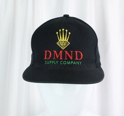 84b460ddeb2 DIAMOND SUPPLY CO. Diamond Crown Snapback Hat Black Red or Green ...