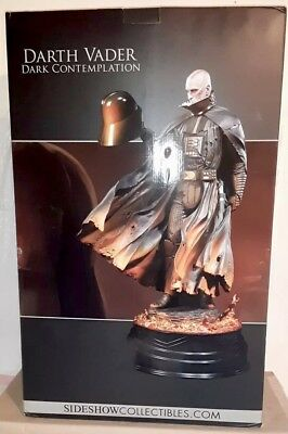 Darth Vader MYTHOS Dark Contemplation SideShowCollectibles.com SOLD OUT LIMITED⏰