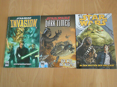 Star Wars Comic Sammlung Panini Comics