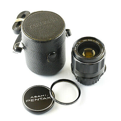 Pentax Super Takumar 35mm f2 f/2 M42 Lens - Hot Tak