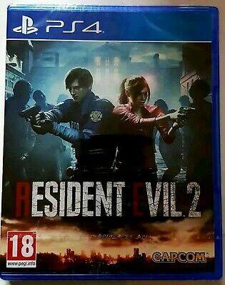 Resident Evil 2 Remake Ps4 Comme Neuf