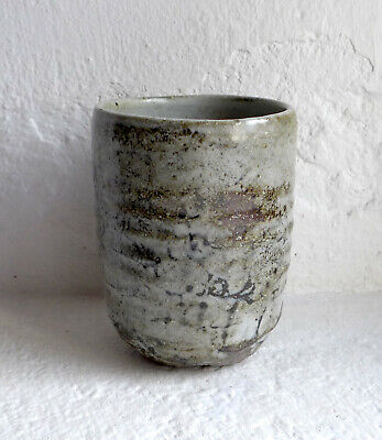 Wood Fired Studio Pottery Cup