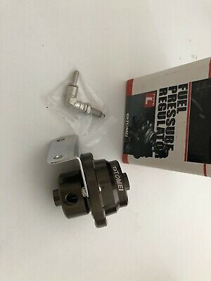 Tomei ADJUSTABLE 1-5 PSI FUEL PRESSURE REGULATOR