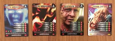Doctor Who 'Battles in Time' Super Rare Cards