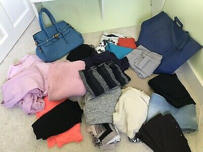 Ladies womens clothes clothing bundle job lot size 6 Small