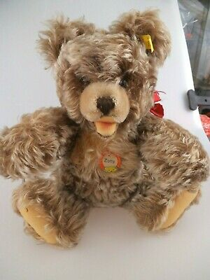 Steiff Teddy Zotty 6335,02 KFS 1960 - 1967 (2560)