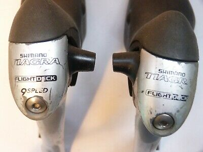Shimano Tiagra STI Gear & Brake units. 3 x 9 Speed