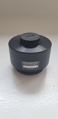 0.5X Microscope CCD interface U-TV0.5x CX,BX,IX series Olympus Microscope