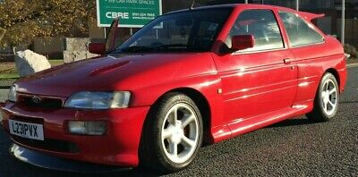 Ford Escort Rs Cosworth 4X4 Big Turbo Model Great Winter Project
