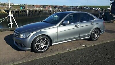 Mercedes C 200 Sport AMG Auto - free uk delivery