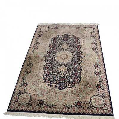 Vintage Fine Woven Handmade Indo / Persian or Chinese  Carpet
