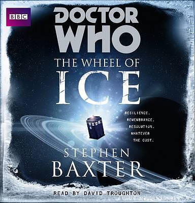 Doctor Who - The Wheel Of Ice- 8 Cd Bbc Audio Book New/sealed