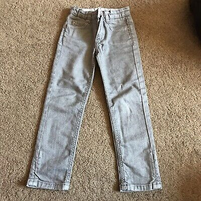 Carrement Beau Boys Grey Jeans Age 6 Years Excellent Condition
