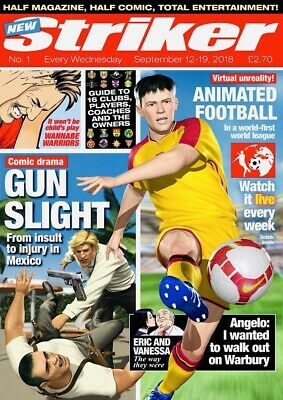 Striker Comic Pdf Copies All Issues The Sun Emailed To You