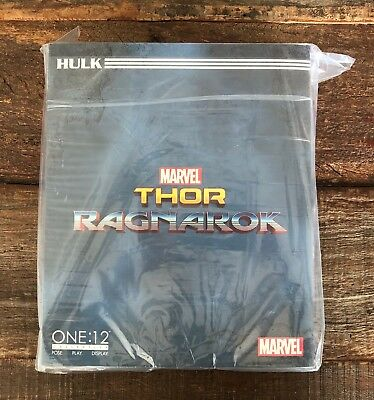 Mezco Toyz One:12 Collective Thor Ragnarok Hulk 1/12 Scale Figure Marvel