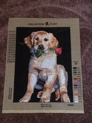 Dog Tapestry Canvas - Collection D' Art