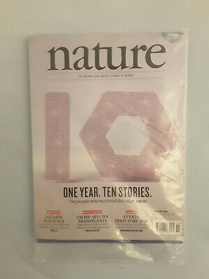 nature Vol. 564 20/27.Dez.2018 -The international weekly journal of science