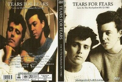 tears for fears live at the rockpalast dvd 1983 the cure billy joel