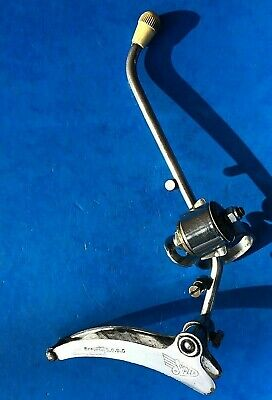 Vintage 1960 Juy Simplex Competition Front Mech,pivot Arm Operated.l'eroica