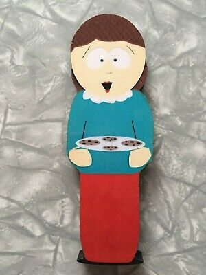 1998 South Park Cartman's Mom Chunky Magnet Comedy Central Legends of The Fridge