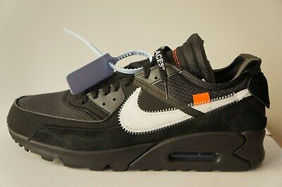 new product 3faef 0feb7 NIKE AIR MAX 90 Off White Black AA7293001 (Größe 38-45.5) - EUR 499 ...