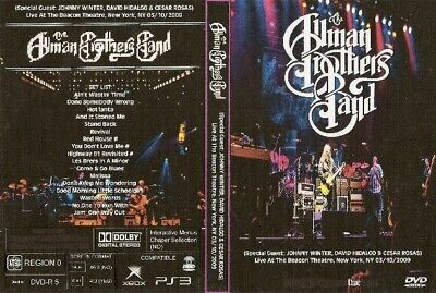 the allman brothers live in new york ny 2009 2dvds lynyrd skynyrd 38 special