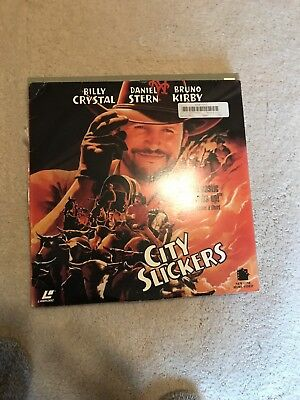 City Slickers Laserdisc
