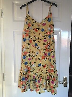 New Look Summer Maternity Dress Size 10