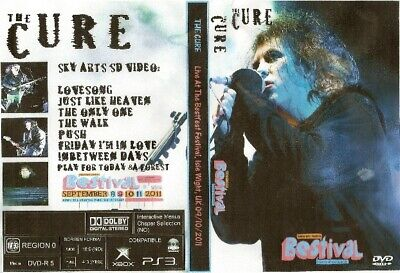 the cure live in uk dvd 2011sex pistols billy idol