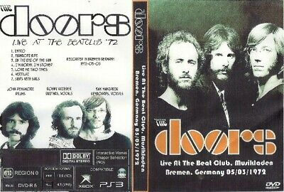the doors live in germany dvd 1972 led zeppelin the rolling stones