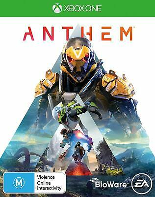 Anthem Xbox One Brand New Game