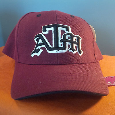 on sale 5f2c4 5e33b Texas A M Aggies hat cap College NCAA MENS ADJUSTABLE NEW W TAGS ...