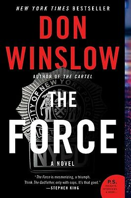 The Force: A Novel - By Don Winslow - AudioBook (MP3)