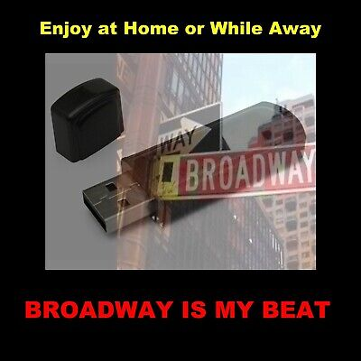 Broadway Is My Beat. 169 Old-Time Radio Detective Shows For Home Or While Away!