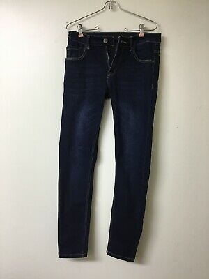 721d0635e610 ZLZ Men's Skinny Slim Fit Stretch Comfy Fashion Blue Denim Jeans size 31