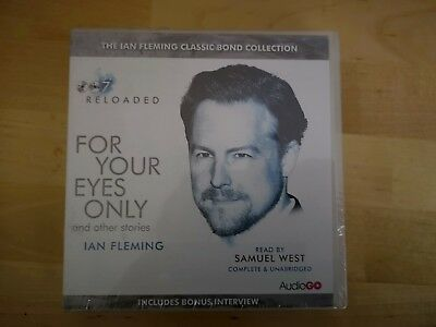 For Your Eyes Only & Other Stories by Ian Fleming Audiobook
